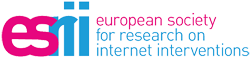 European Society for Research on Internet Interventions (esrii) Retina Logo